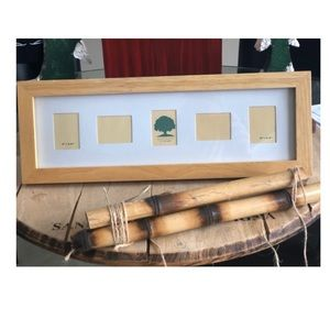 Other - Never used Table Top wooden picture frame